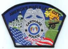 Police Department Application - Carthage, MO